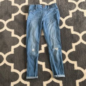 Abercrombie Kids Jean leggings